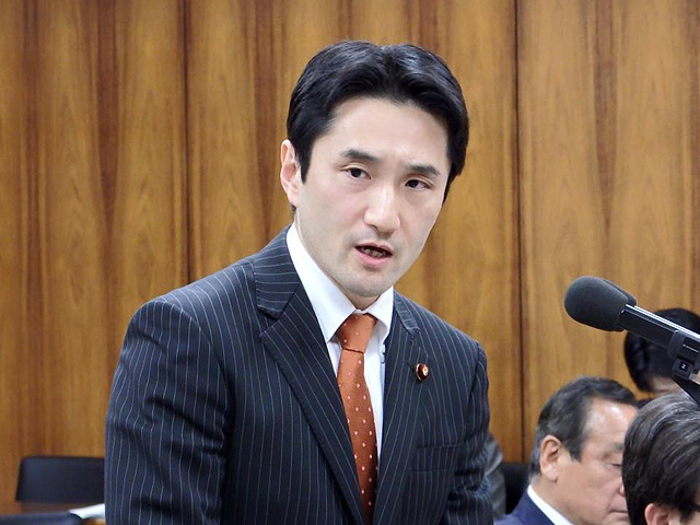 再稼働申請の前提違う  藤野氏 高浜原発で関電を批判  衆院特別委