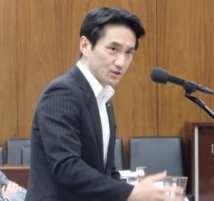 経産委員会で質問。熊本の被災地で頑張る中小業者を応援せよ!