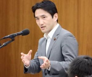 原子力問題特別委員会で質問。石川の志賀原発の直下に活断層との評価!廃炉しかない!!