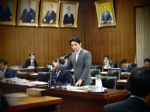 法務委員会で質問。カジノ法案の強行採決許すな!民法改正についても質問(保証の責任制限)。