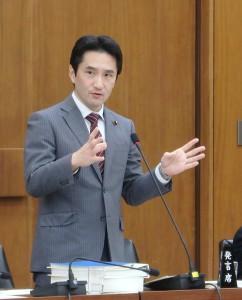 衆院原子力問題特別委員会で質問。福井県の美浜原発3号機の審査をめぐる問題を追求。事業者任せの審査は許されない!