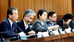 原子力問題調査特別委員会、アドバイザリーボード・参考人質疑、核燃料サイクル余剰プルトニウム問題について質問