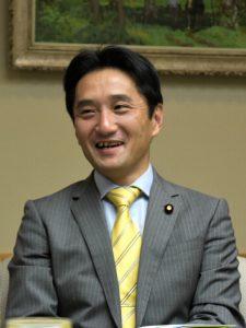 市民連合@新潟共同代表の磯貝潤子さんと対談
