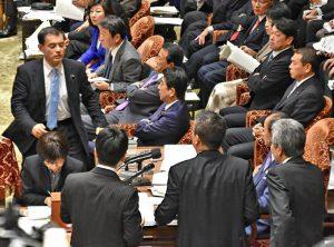 宮本岳志議員が、国と森友側の交渉の新たな音声データの存在を認めさせました