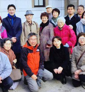 両親と善光寺へ初詣しました