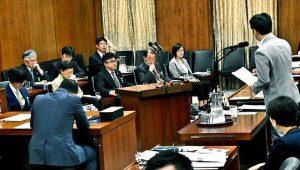 衆院法務委 参考人質疑