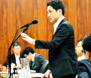 衆院原子力特別委で新潟の柏崎刈羽原発について質問しました