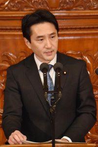 葉梨康弘法務委員長の解任決議案