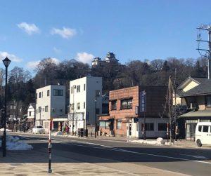 今日は福井県大野市へ