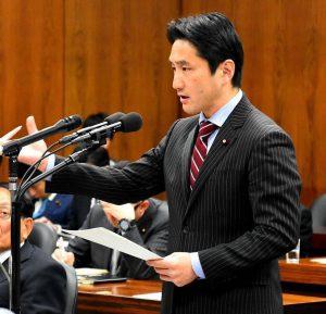 衆院法務委の閉会中審査