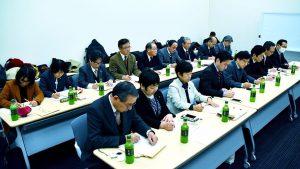 富山県党の政府交渉