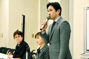 千葉県野田市DV・虐待事件緊急院内集会に参加