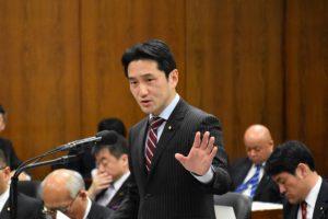 衆院原子力特別委員会で質問