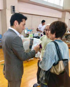 今日は福井県福井市で行動
