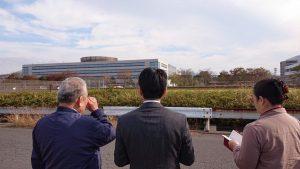 長崎県大村入管収容センターへ