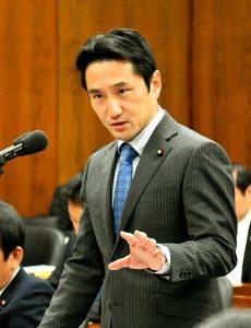 衆院法務委で北海道警によるヤジ排除問題を質問