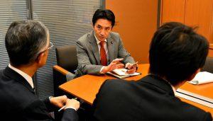 長崎の大村入管センターについて法務省レク