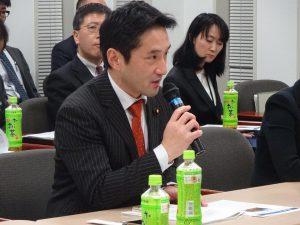 東京入管、国連難民高等弁務官駐日事務所を視察