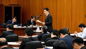 衆院原子力特別委で参考人質疑