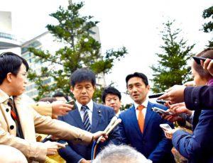 桜を見る会・野党追及本部ホテルチームとしてニューオータニ聞き取り調査