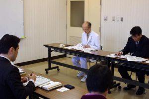 長野 懇談会とフラワーデモ