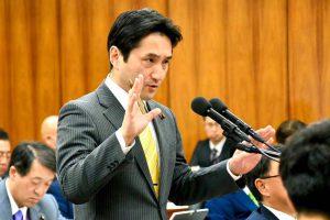 原子力問題特別委員会質疑