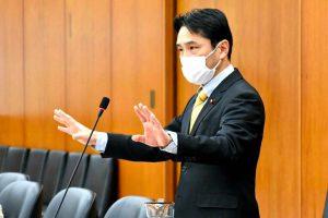 決算行政監視委 北海道警によるヤジ排除問題について質問
