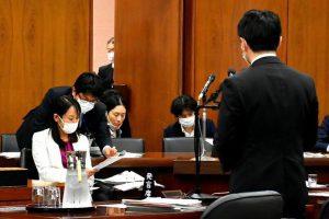 法務委員会 黒川検事長賭け麻雀問題を追及