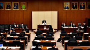 法務委員会 危険運転致死傷罪改正についての質疑、黒川氏の処分を追及