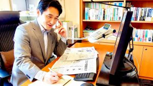 新潟県魚沼地域 コロナの影響や国政への要望など電話で対話