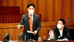 原子力特別委員会 原発構内での新型コロナ対策ついて質問