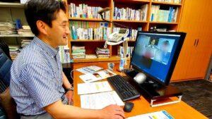 信州大学・民青同盟オンライン企画に参加