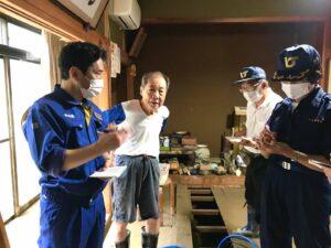 熊本県 豪雨被災地調査