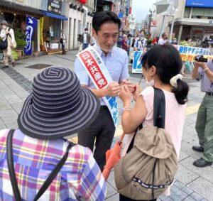 長野県 街宣キャラバン