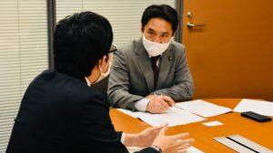 家賃支援給付金について中小企業庁レク