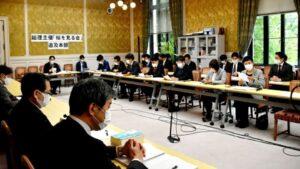 第36回総理主催「桜を見る会」追及本部ヒアリング