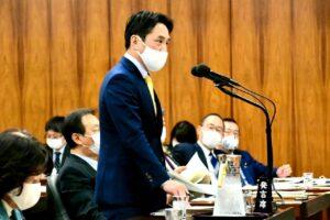 衆院原子力特委 原発「40年ルール」を骨抜きにしようとする動きについて質問