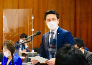 法務委 名古屋入管でのスリランカ人女性死亡事案について質問