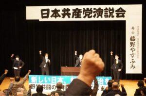 長野県 伊那市と飯田市で演説会